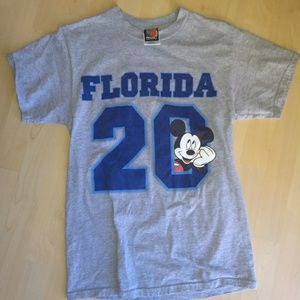 Vintage Single-Stitch Florida Mickey Sports tee